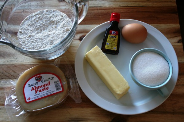 Almond Cookie Recipe for Valentine's Day