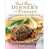 Book Giveaway: Don't Panic – Dinner's in the Freezer!