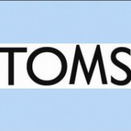 Buy One, Give One…with TOMS