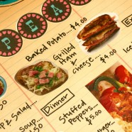 DIY Menus for Kids