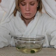 Natural Remedy: Steam Bath for Stuffy Noses