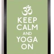 Things We Love: Hot Yoga