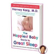 Books for Mom: The Happiest Baby Guide to Sleep