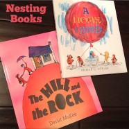 Nesting Books for Kids: A Home for Bird & The Hill and the Rock