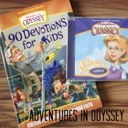 Things We Love: Adventures in Odyssey – Audio Stories, Devotionals, and a Giveaway