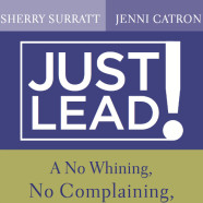 Books for Moms: Just Lead! by Sherry Surratt & Jenni Catron