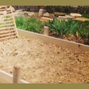 Weekend Project {Raised Bed Garden}