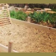 Weekend Project {Raised Bed Garden}