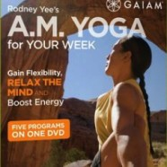 A.M. Yoga by Rodney Yee: A DVD Review