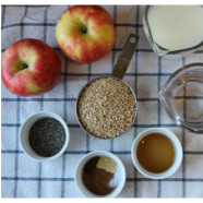 DETOX Breakfast: Overnight Crockpot Oatmeal