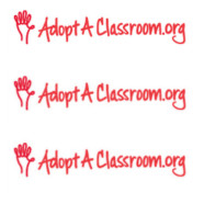 Why I Love Our Preschool Teacher…and AdoptAClassroom.org!