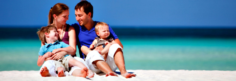 Summer Vacation Family Travel Tips