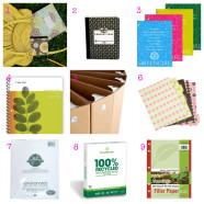Earth Friendly School Supplies: A Shopping Guide