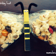 A Healthier {and cute!} School Birthday Treat