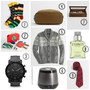 Gift Guide {For Him}