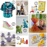 Gift Guide {For Kiddos}