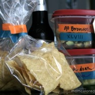 BIG GAME DAY party favors DIY!