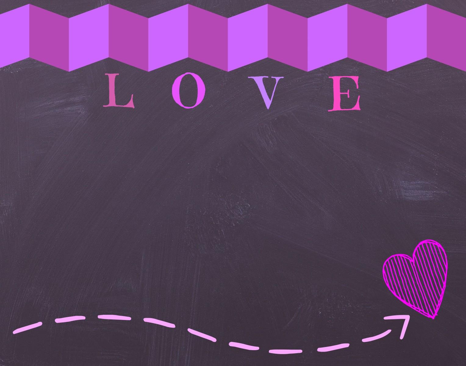 Valentines Place Mat #3