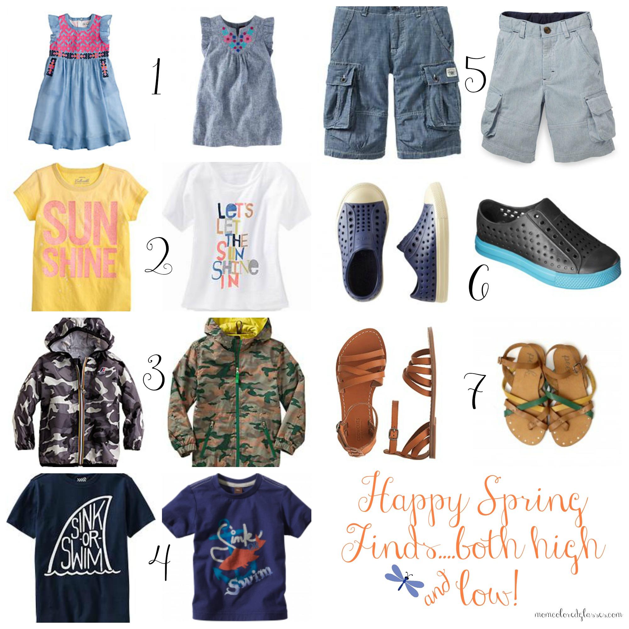 spring finds 2